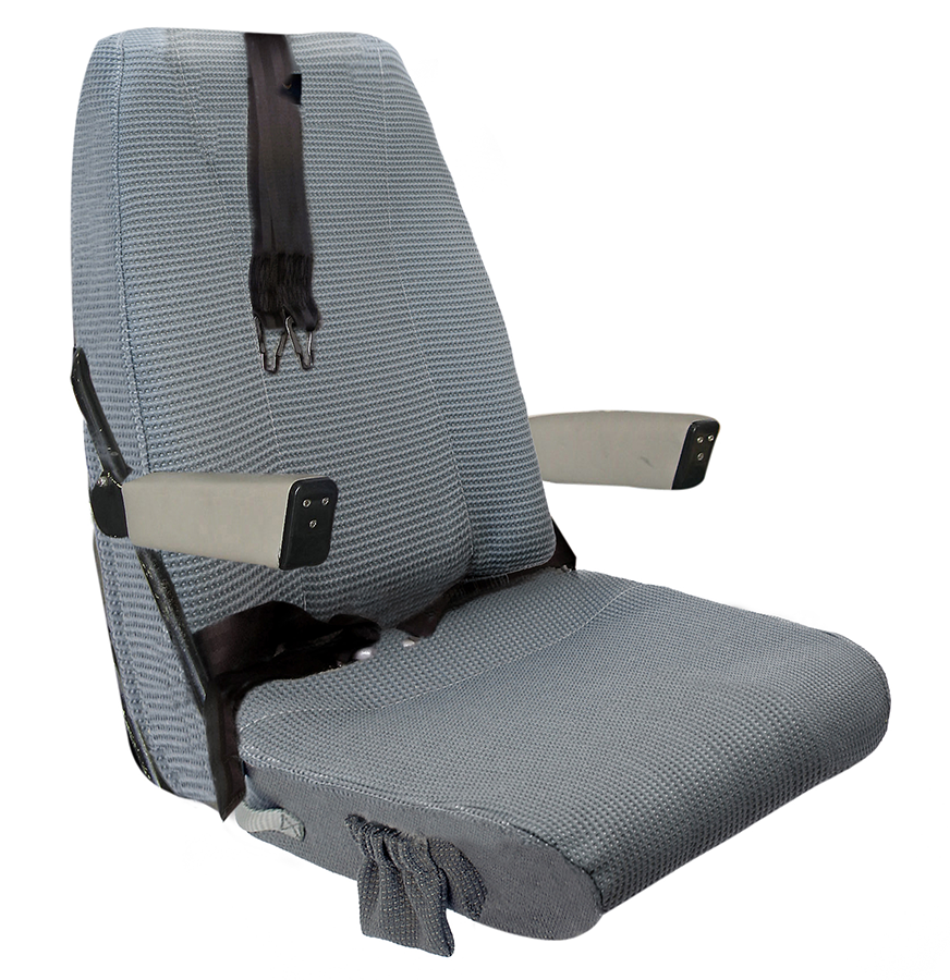 Beech 1900 C Crew Seat Fabric Aircraft Helicopter Interior Solutions Generation Global