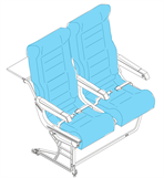 Picture of 41034003 Series, Y Class Seat Covers