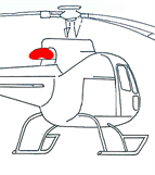 Picture of Arriel 1D1 Exhaust Protector