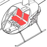 Picture of R22 Seat over cover set -Generation I