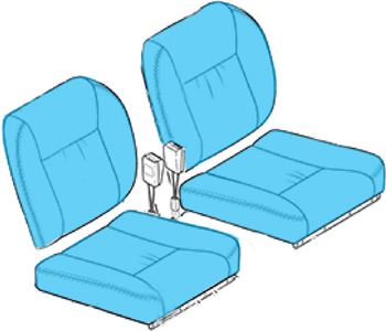 Picture of R22 Seat Assys, Generation II