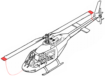Picture of Blade tie downs