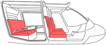 Picture of Seat over covers