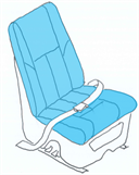 Picture of Seat Assy, Generation I