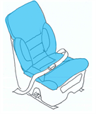 Picture of Seat Assy, Generation II