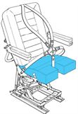 Picture of AviaTech 386, Seat, Bottom Cover