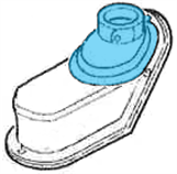 Picture of BO105 Cyclic boot