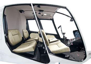 Picture of Interior Configurator for R44 Series
