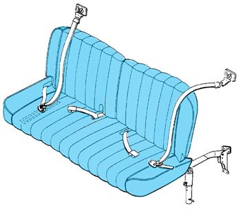 Picture of AFT Seat Assy, Generation I