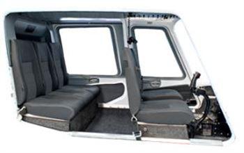 Picture of Custom Interior, Full Kit, Bell 206 Series