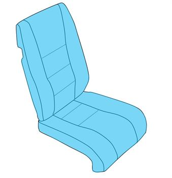 Picture of Crew Seating, With-Frame, Gen I
