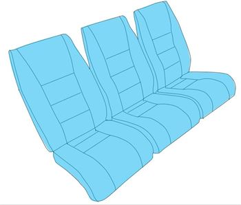 Picture of Pax Seating, With-Frame, Gen I