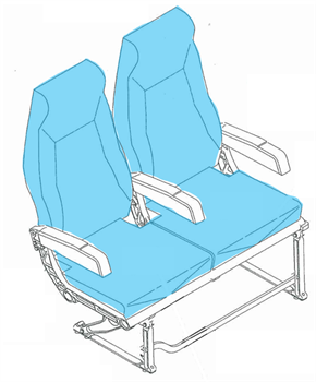 Picture of 910 Series, Y Class Seat Covers