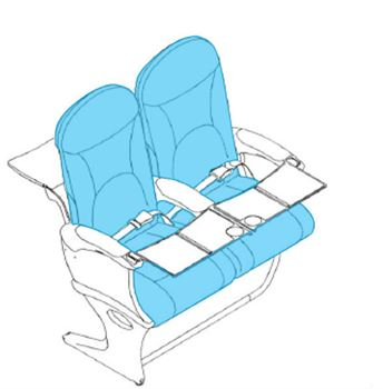 Picture of 41202007-10() Series, Y Class Seat Covers