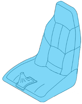 Picture of Front Seat Covers