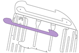 Picture of Rear Bulkhead Panel Insert