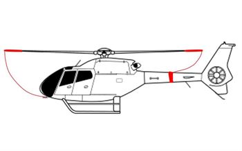 Picture of EC120Blade tie downs