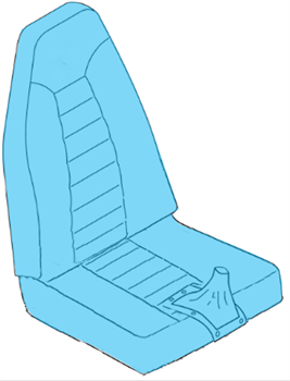Picture of FrontSeatAssy