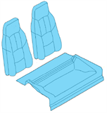 Picture of Rear Pax Seats