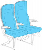 Picture of Geven series, Y Class Seat Covers
