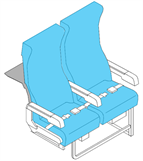 Picture of D121 Series, Y Class Seat Covers