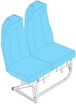 Picture of PTC Series, Pax Seat Covers
