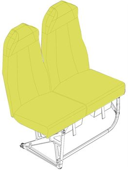 Picture of PTC Series Pax Seat Cushions