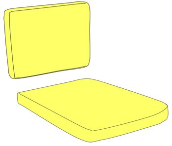 Picture of Cushion, Observers Seat
