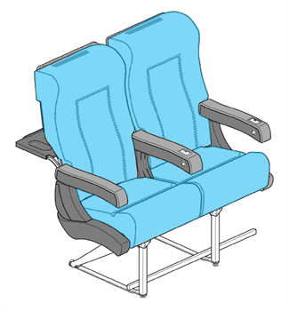 Picture of 942/940 Series, Y Class, Seat Covers