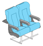 Picture of 990 Series, Y Class, Seat Covers
