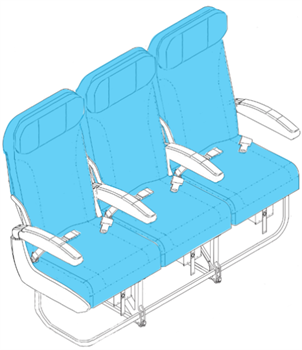 Picture of Pinnacle W/Headrest, Y Class Seat Covers