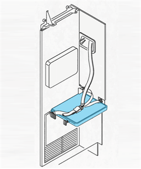 Picture of Observer Seat Assy, Bottom