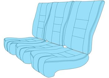 Picture of Pax Seating, With-Frame, Gen II
