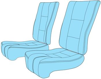 Picture of Crew Seating, With-Frame, Gen II