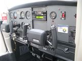 Picture of C152 Glareshield Eyebrow Cover