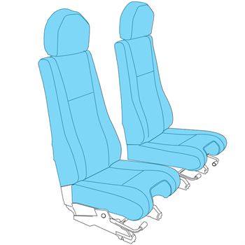 Picture of Crew Seat Cover