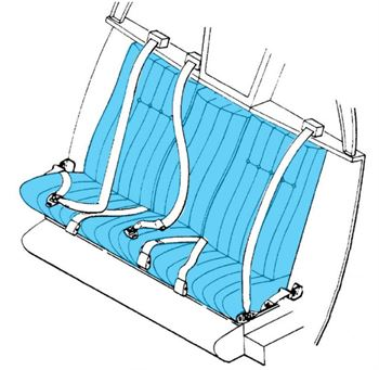 Picture of Seat Assy, 3 Place