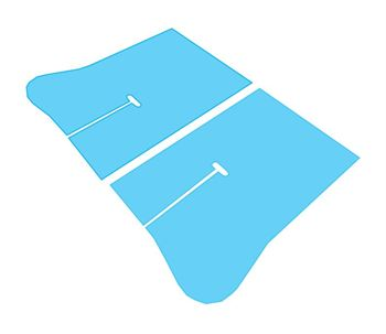 Picture of Carpet Footwell Mats